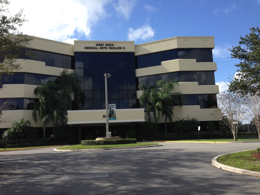 Госпиталь West Boca Medical Center