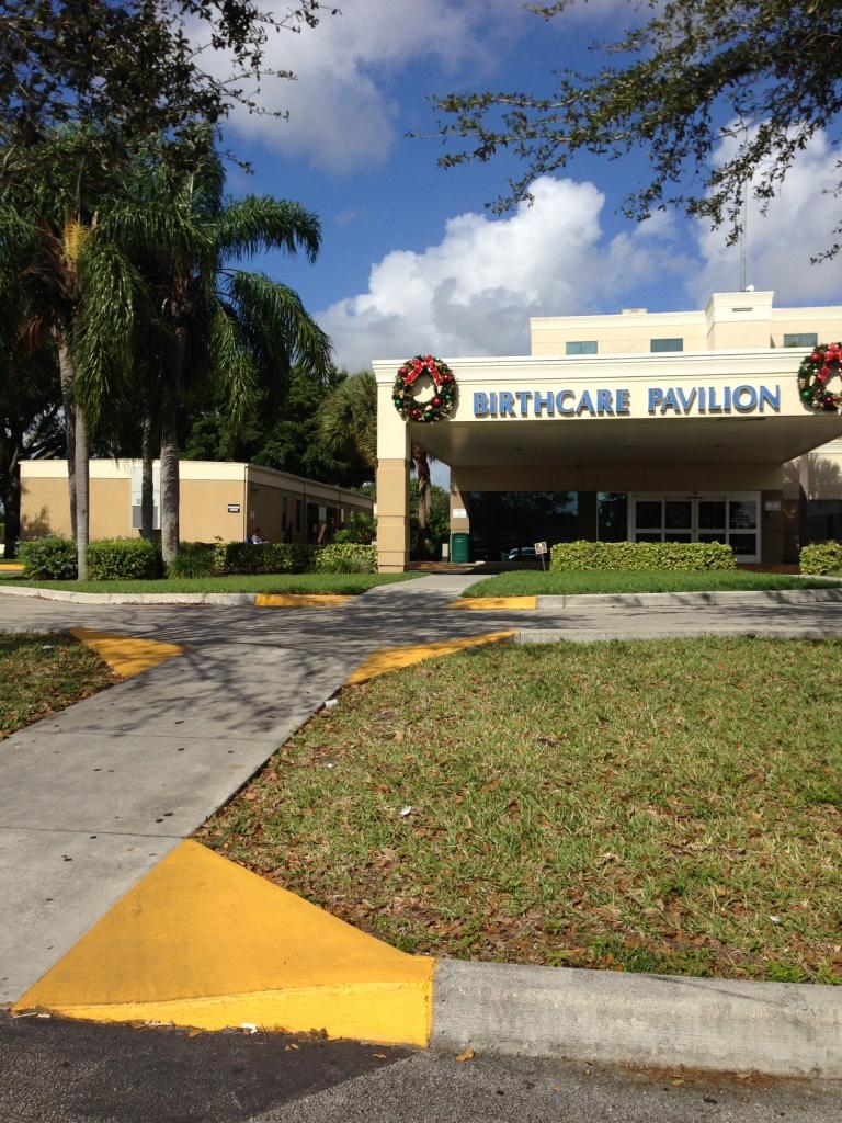 Госпиталь West Boca Medical Center роды в Соединенных Штатах Америки