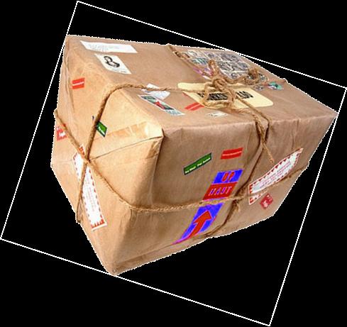 Отправить посылку домой из США
